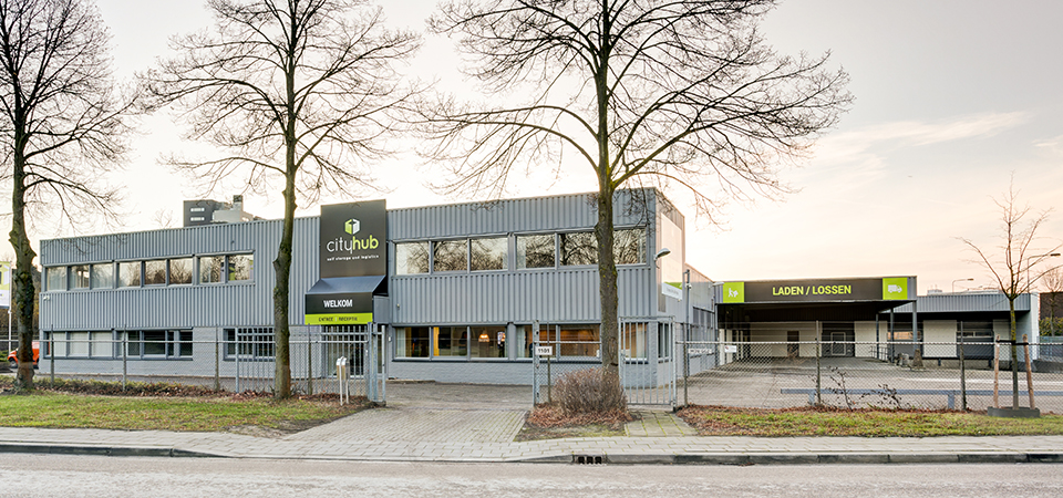 City Hub in Roermond